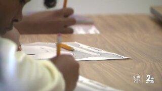 Special needs students return to school for limited instruction
