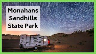 Best State Park in Texas? Monahans Sandhills!