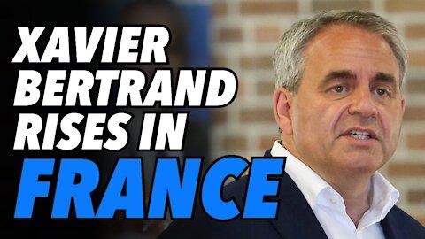 EU drops Barnier plan. Xavier Bertrand set to squash Macron & dilute Le Pen support