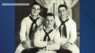Three Wisconsin brothers killed in Pearl Harbor attack officially identified