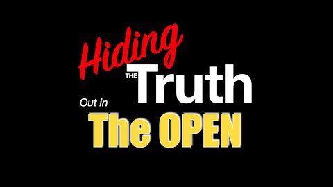 06202021 GBC Sermon - Hiding the Truth Out in the Open - Two Kingdoms