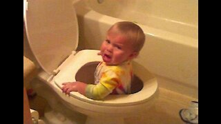 Try not to laugh while watching kids fails video   Funniest home videos !!!