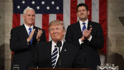 President Trump's first State of the Union 2017