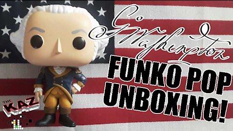 George Washington Funko Pop Unboxing (Plus Fun Trivia!)