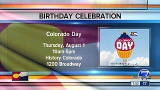 Celebrate Colorado's birthday with Denver7