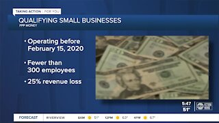 Officials encourage small businesses to start preparing for PPP applications