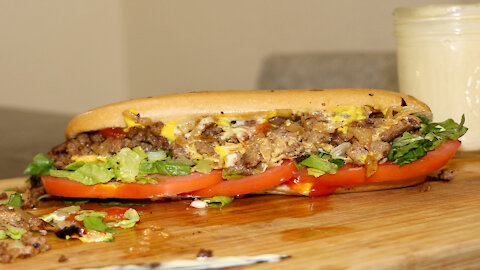 A NYC Staple: The Chopped Cheese