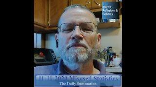 20201111 Misused Statistics - The Daily Summation