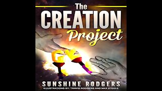 Author Sunshine Rodgers: Reading The Creation Project