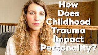 Trauma & MBTI Personality…How does Trauma impact personality?