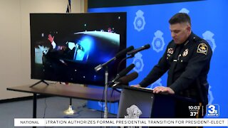Police chief details officer-involved shooting
