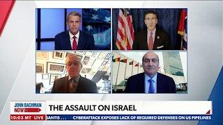 Dershowitz: Left Encouraging Violence Against Israel