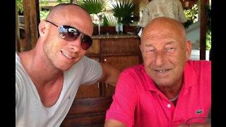 James Jordan's father has died