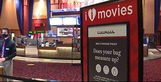 Moviegoers return to Las Vegas theaters