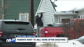 Boy grazed by gunfire in Collins released from the hospital