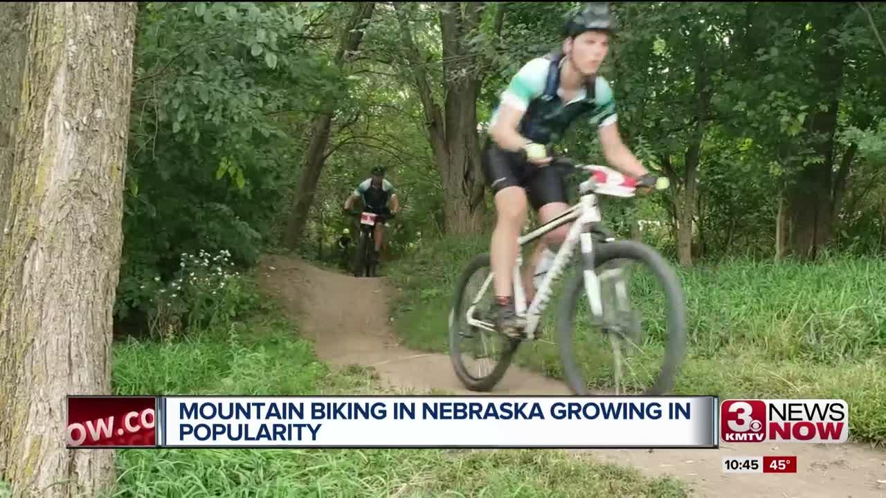 Mountain Biking in Nebraska