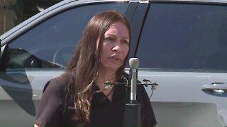 Lantana woman, lawyers announce lawsuit over parking fines