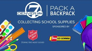 Help Children On The Path Of Education // Pack A Backpack