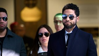 Fox Network 'Gratified' Charges Against Jussie Smollett Were Dropped