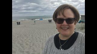Cocoa Beach in Florida