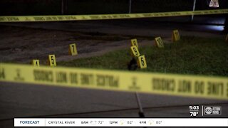 Woman dead, 2 others injured after triple shooting in Tampa, police say
