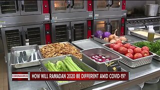 Families celebrating Ramadan Holiday adjust to the coronavirus pandemic