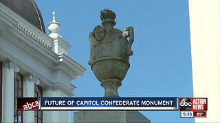 Great-grandson of Confederate veteran calls for relocation of Civil War monument on Capitol lawn