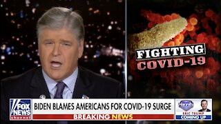 Hannity: Vaccine mandates crushing first responders, who were once hailed as heroes