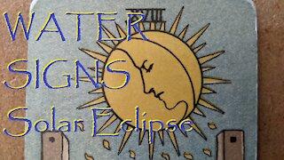 Pisces Cancer Scorpio June 2021 Solar Eclipse Tarot Reading