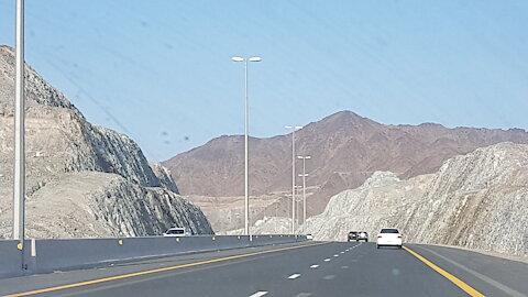 Sharjah, UAE Rocky Mountains