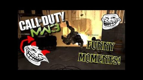 Funny Modern Warfare 3 Trolling