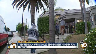 Federal charges expected to be filed against suspect in Poway synagogue shooting