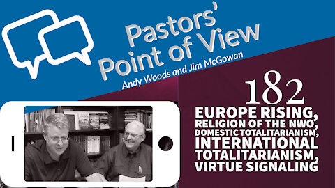 Pastors Point of View 182. Prophecy Update.