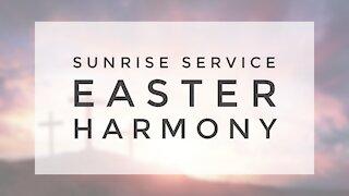4.12.20 Sunrise Service - EASTER HARMONY