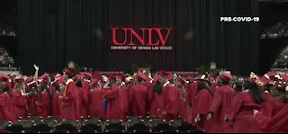 No in-person spring commencement ceremonies for UNLV