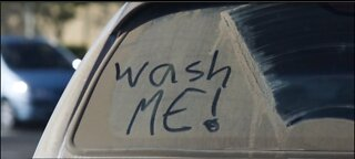 Why you should wash your car in the winter.