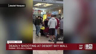 PD: 1 dead, 2 injured in shooting at Desert Sky Mall