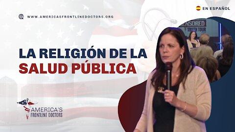 """""""La Religión de la Salud Pública"""" Presentado por La Verdad Sin Censura (La Gira) y AFLDS.org"""