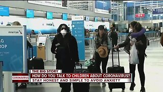 How to talk to kids about the coronavirus