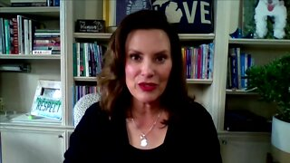 Full interview: Whitmer talks back to school safety
