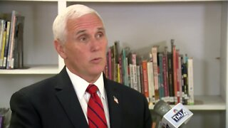 Full interview with Vice President Mike Pence