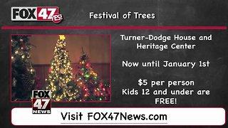 Around Town Kids 12/28/18: Festival of Trees