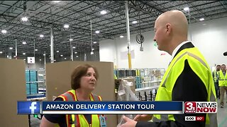 Amazon Delivery Station