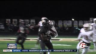 HIGHLIGHTS: Lawrence North 16, Warren Central 41