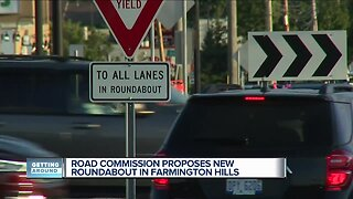 Road commission proposes new roundabout in Farmington Hills