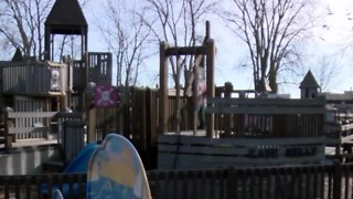 Vandals target Racine children's playground with hateful graffiti