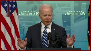 Biden - I'm Not Going To Answer Anymore Questions On Afghanistan - 2237