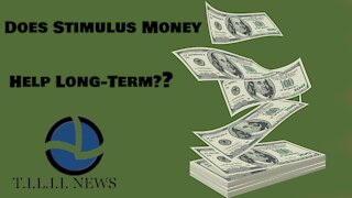Does Stimulus Money Help Long-Term?