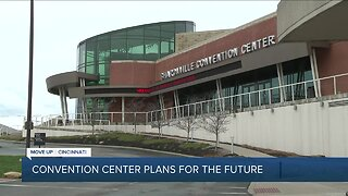 Sharonville Convention Center keeps going, even while temporarily closed