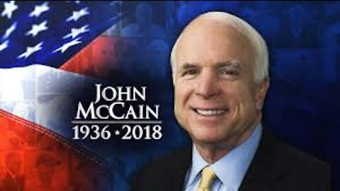 McCain Was Put To Death Like Q Told Us - Skip To 5 Minute Mark
